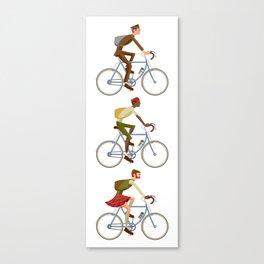 Bumper 2 Bumper Canvas Print
