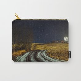 Somewhere, somebody out there is thinking of you Carry-All Pouch