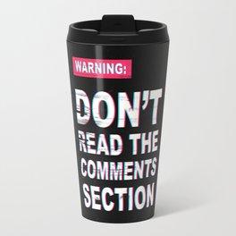 For Your Own Sanity Travel Mug