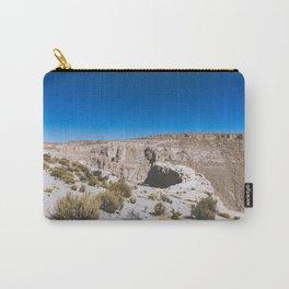 Over the Edges of the Atacama Desert, Bolivia Carry-All Pouch