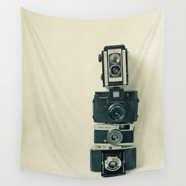 Camera Love Wall Tapestry