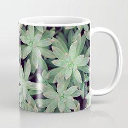 Succulent Abstract Coffee Mug