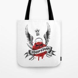 Pirates of Design Tote Bag
