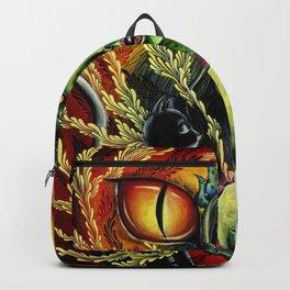 Shakti Maa is Watcing Backpack