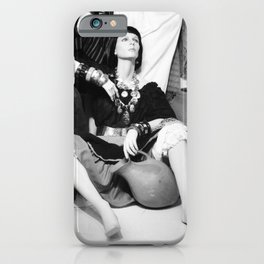 support a vision iPhone Case