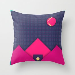 Dreamland Throw Pillow