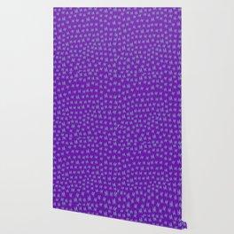 Crazy Harara Purple Wallpaper