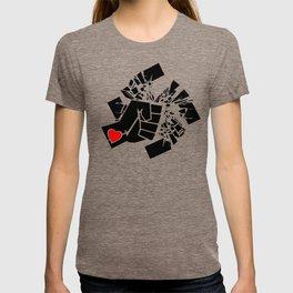 Obliterate Hate w/ Love T-shirt