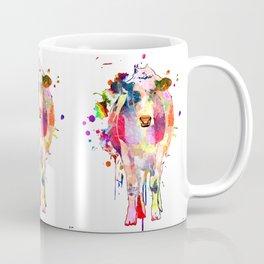 Colored Cow Coffee Mug
