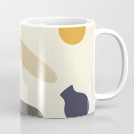 Shapes 1 - Africa collection Coffee Mug