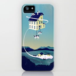 Holy Cow... iPhone Case