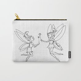 Fairy Love Carry-All Pouch