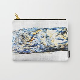 Kyanite crystall Gemstone Carry-All Pouch