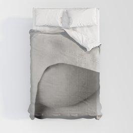 Defiant Breast. Transparencies Comforters