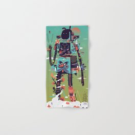 Totem Hand & Bath Towel