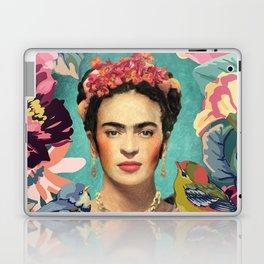 Frida Kahlo V Laptop & iPad Skin