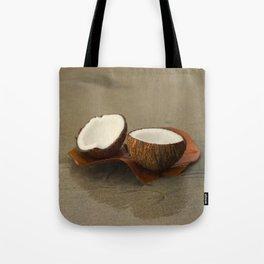 Coconut Tote Bag