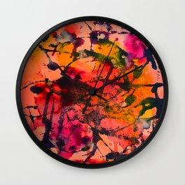 Summer Fling Wall Clock