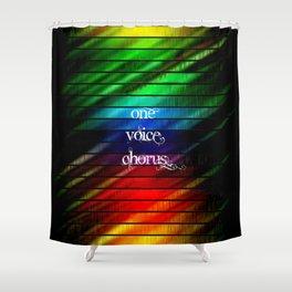 OVC Shower Curtain