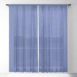 Wave Sheer Curtain
