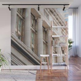 Pillars of the Neighborhood - NYC Photography Wall Mural