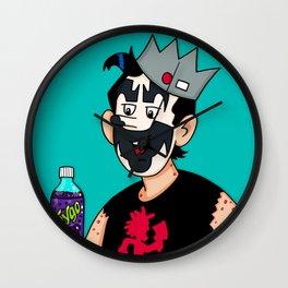 Jug(galo)head Wall Clock