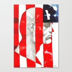 Oh, Captain. My Captain. Canvas Print