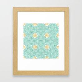 diseño 1 Framed Art Print