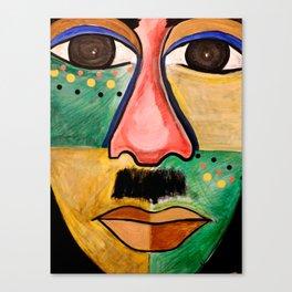 Mr Ho Canvas Print