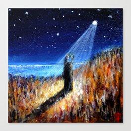 Ancestral Star Canvas Print