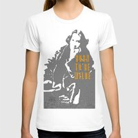 oscar wilde T-shirts featuring Lady Oscar Wilde by pruine