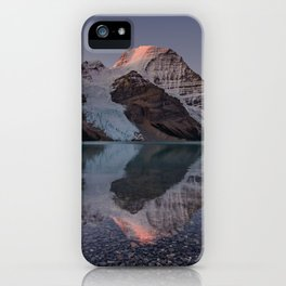 Mt. Robson iPhone Case