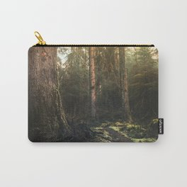 Olympic National Park - Pacific Northwest Nature Photography Carry-All Pouch