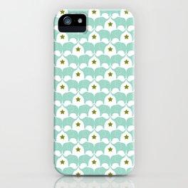 Blue Elephants iPhone Case