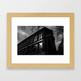 Amsterdam Building N° 006 Framed Art Print
