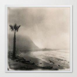 Royal Palms Beach California Canvas Print
