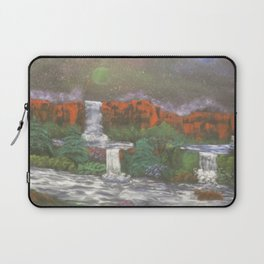 Space falls Laptop Sleeve