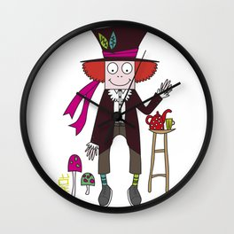 The Mad Wall Clock