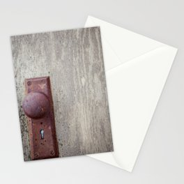 Door Nob Stationery Cards