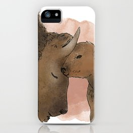 The American Bison iPhone Case