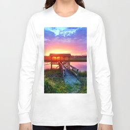 Litchfield Sunset Long Sleeve T-shirt