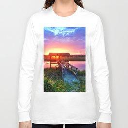 Litchfield Sunset Long Sleeve T-shirt