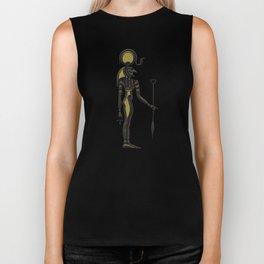 Bastet - Goddess of ancient Egypt Biker Tank