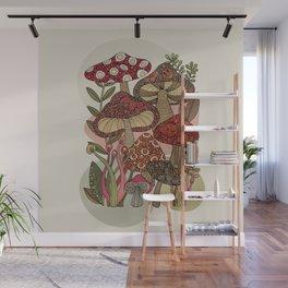 Fungo Wall Mural