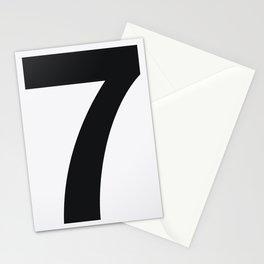 Nº7. Helvetica Posters by empatía® Stationery Cards
