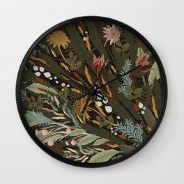 Biophilia Desiree Wall Clock