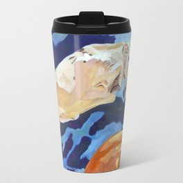 The Cow Jumped Over the Moon Travel Mug