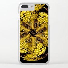 DA FS Gold Speed ONFX Clear iPhone Case