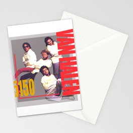 Excellent Halen Stationery Cards