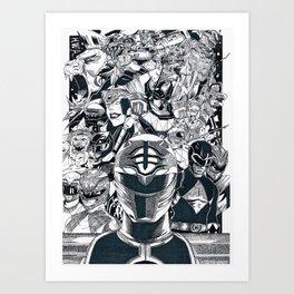 PR Art Print